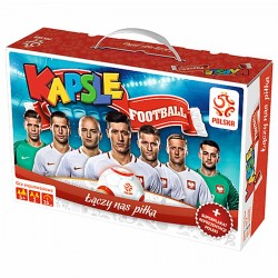 01365 TREFL KAPSLE FOOTBALL PZPN