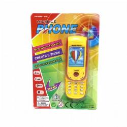 398703 TELEFON NA BATERIE