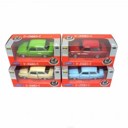 4500 WELLY TRABANT 601 METALOWY 1:34