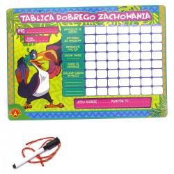 015447 TABLICA DOBREGO ZACHOWANIA ŚREDNIA