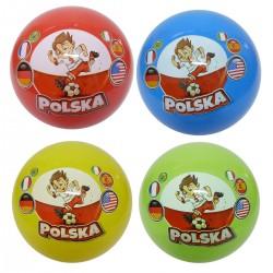 134050 PIŁKA GUMOWA POLSKA
