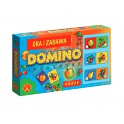 2027 ALEXANDER GRA I ZABAWA DOMINO OBRAZKOWE