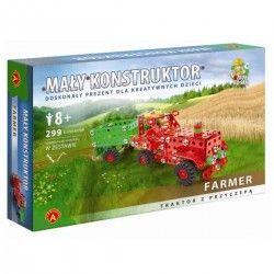 012163 ALEXANDER MAŁY KONSTRUKTOR FARMER