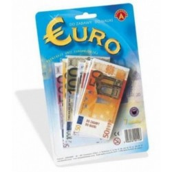 Alexander Pieniądze do zabawy Banknoty Euro