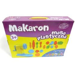 996453 MASA PLASTYCZNA MAKARON + AKCESORIA