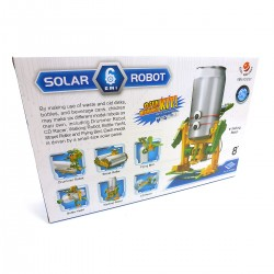 727481 ROBOT SOLARNY NA BATERIE