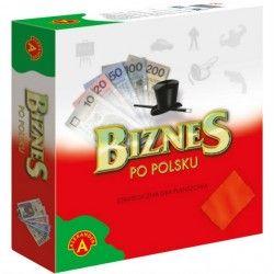 Alexander Gra Planszowa Biznes Po Polsku