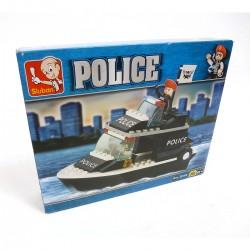 954897 KLOCKI SLUBAN ŁÓDŹ POLICJA 98EL