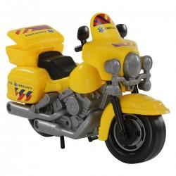 48097 POLESIE MOTOR CHOPPER POLICYJNY