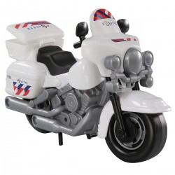 71323 POLESIE MOTOR CHOPPER POLICYJNY