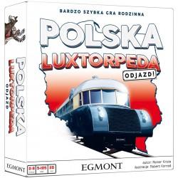 008949 EGMONT GRA PLANSZOWA POLSKA LUXTORPEDA