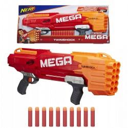 NERF N-STRIKE MEGA TWINSHOCK B9894