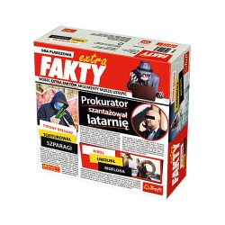 01486 TREFL GRA PLANSZOWA EXTRA FAKTY IMPREZOWA