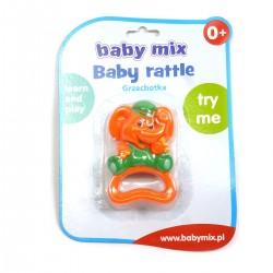 851325 BABY MIX GRZECHOTKA SŁOŃ