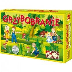 004393 ADAMIGO GRA PLANSZOWA GRZYBOBRANIE
