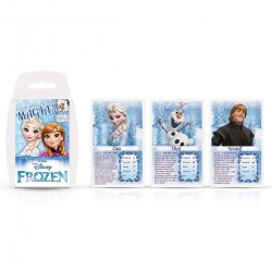 024792 TOP TRUMPS FROZEN KARTY DO GRY