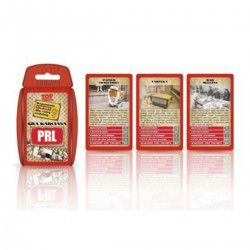 027656 TOP TRUMPS PRL KARTY DO GRY