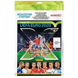 09786 PANINI ROAD TO EURO 2020 ZESTAW KARTY PIŁKARSKIE