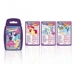 24808 TOP TRUMPS MY LITTLE PONY KARTY DO GRY