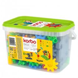 455348 KORBO KLOCKI 120 BASIC
