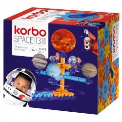 455379 KORBO KLOCKI 131 SPACE