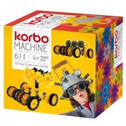 455331 KORBO KLOCKI 61 MACHINE