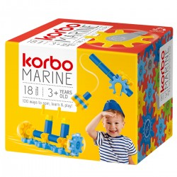 455409 KORBO KLOCKI 18 MARINE