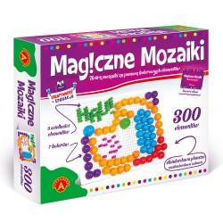 06667 ALEXANDER MAGICZNE MOZAIKI 300 ELEMENTÓW