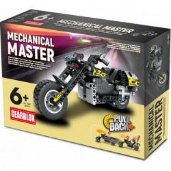 GEARBLOX 755328 KLOCKI TECHNIK MOTOCYKL 183 EL. Z NAPĘDEM