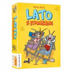 010140 GRA KARCIANA LATO Z KOMARAMI