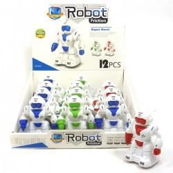 149162 ROBOT 10 CM RÓŻNE KOLORY