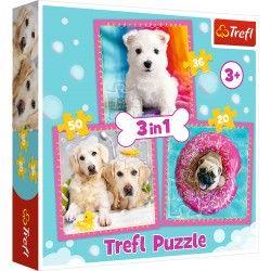 34845 TREFL PUZZLE 3W1 PIESKI
