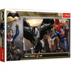 15332 TREFL PUZZLE 160 EL. BATMAN V SUPERMAN