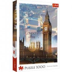 10395 TREFL PUZZLE 1000 EL. LONDYN O ŚWICIE