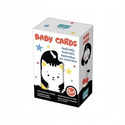 01592 TREFL PUZZLE BABY CARDS KONTRASTY