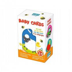 01619 TREFL PUZZLE BABY CARDS NA WSI
