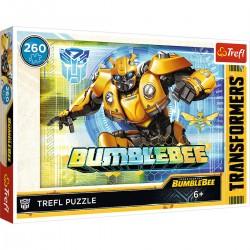 13243 TREFL PUZZLE 260 EL. TRANSFORMERS BUMBLEBEE