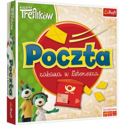 01741 TREFL GRA PLANSZOWA RODZINA ZABAWA W LISTONOSZA