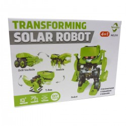 148394 ROBOT SOLARNY 4W1