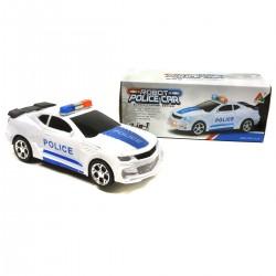 149186 ROBOT SAMOCHÓD POLICYJNY 2W1