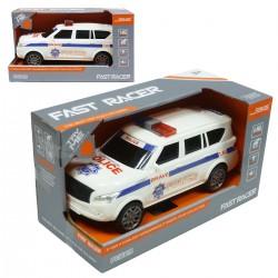 741449 AUTO JEEP SUV POLICJA ŚWIATŁO DŹWIĘK