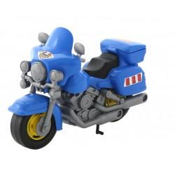 8947 POLESIE MOTOR CHOPPER POLICYJNY