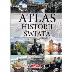 222831 MARTEL ATLAS HISTORII ŚWIATA
