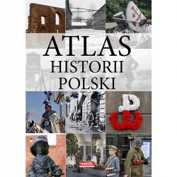 222886 MARTEL ATLAS HISTORII POLSKI