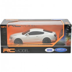 840037 WELLY AUTO BENTLEY SUPERSPORTS 1:24 NA RADIO
