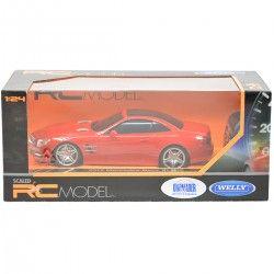 840013 WELLY AUTO MERCEDES-BENZ SL600 1:24 ZDALNIE STEROWANY
