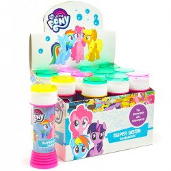 015046 BAŃKI MYDLANE MY LITTLE PONY 55ML