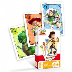 100832 KARTY DO GRY MEMO TOY STORY