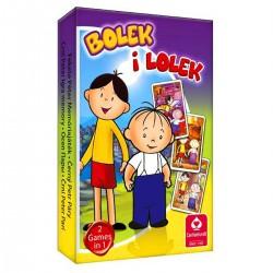 001849 KARTY DO GRY MEMO BOLEK I LOLEK