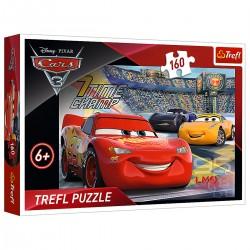 15339 TREFL PUZZLE 160 EL. CARS 3 PRZYSPIESZENIE